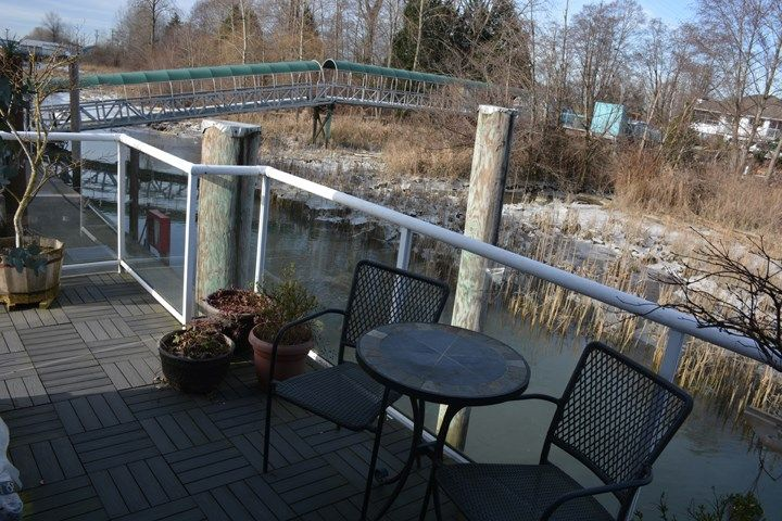 """Photo 6: Photos: 4 800 SOUTH DYKE Road in New Westminster: Queensborough House for sale in """"QUEENS GATE MARINA"""" : MLS®# R2539872"""