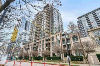 Photo 1: 1208 1055 RICHARDS Street in Vancouver: Downtown VW Condo for sale (Vancouver West)  : MLS®# R2527512