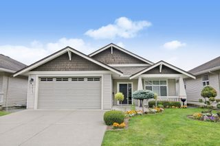 """Photo 1: 46563 STONEY CREEK Drive in Chilliwack: Sardis East Vedder Rd House for sale in """"Stoney Creek"""" (Sardis)  : MLS®# R2589541"""