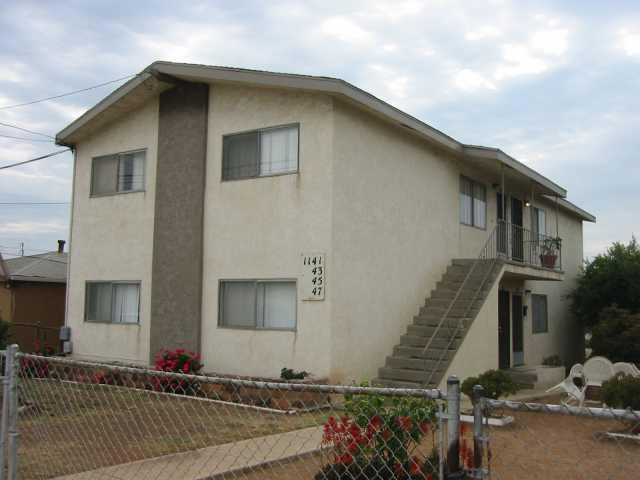 Main Photo: LOGAN HEIGHTS Residential for sale or rent : 2 bedrooms : 1141 36th in San Diego