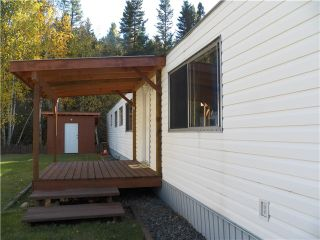 "Photo 2: 14 704 DOG CREEK Road in Williams Lake: Williams Lake - City Manufactured Home for sale in ""HILLSIDE MOBILE HOME PARK"" (Williams Lake (Zone 27))  : MLS®# N224042"