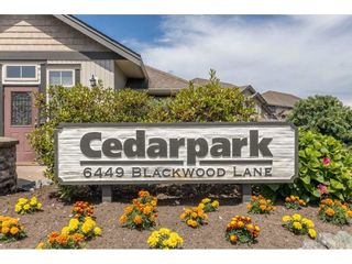 "Photo 2: 50 6449 BLACKWOOD Lane in Chilliwack: Sardis West Vedder Rd Townhouse for sale in ""CEDAR PARK"" (Sardis)  : MLS®# R2469029"