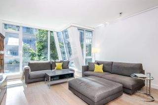 """Photo 2: 208 1477 W PENDER Street in Vancouver: Coal Harbour Condo for sale in """"West Pender Place"""" (Vancouver West)  : MLS®# R2282342"""