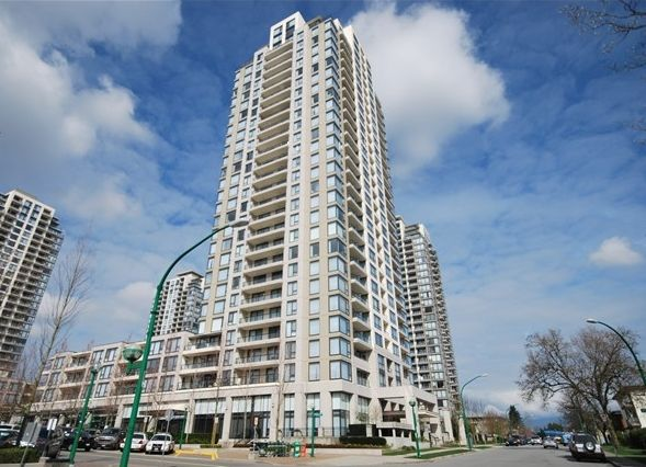 Main Photo: 2601 7063 Hall Avenue in Burnaby: Highgate Condo for sale (Burnaby South)  : MLS®# v985673