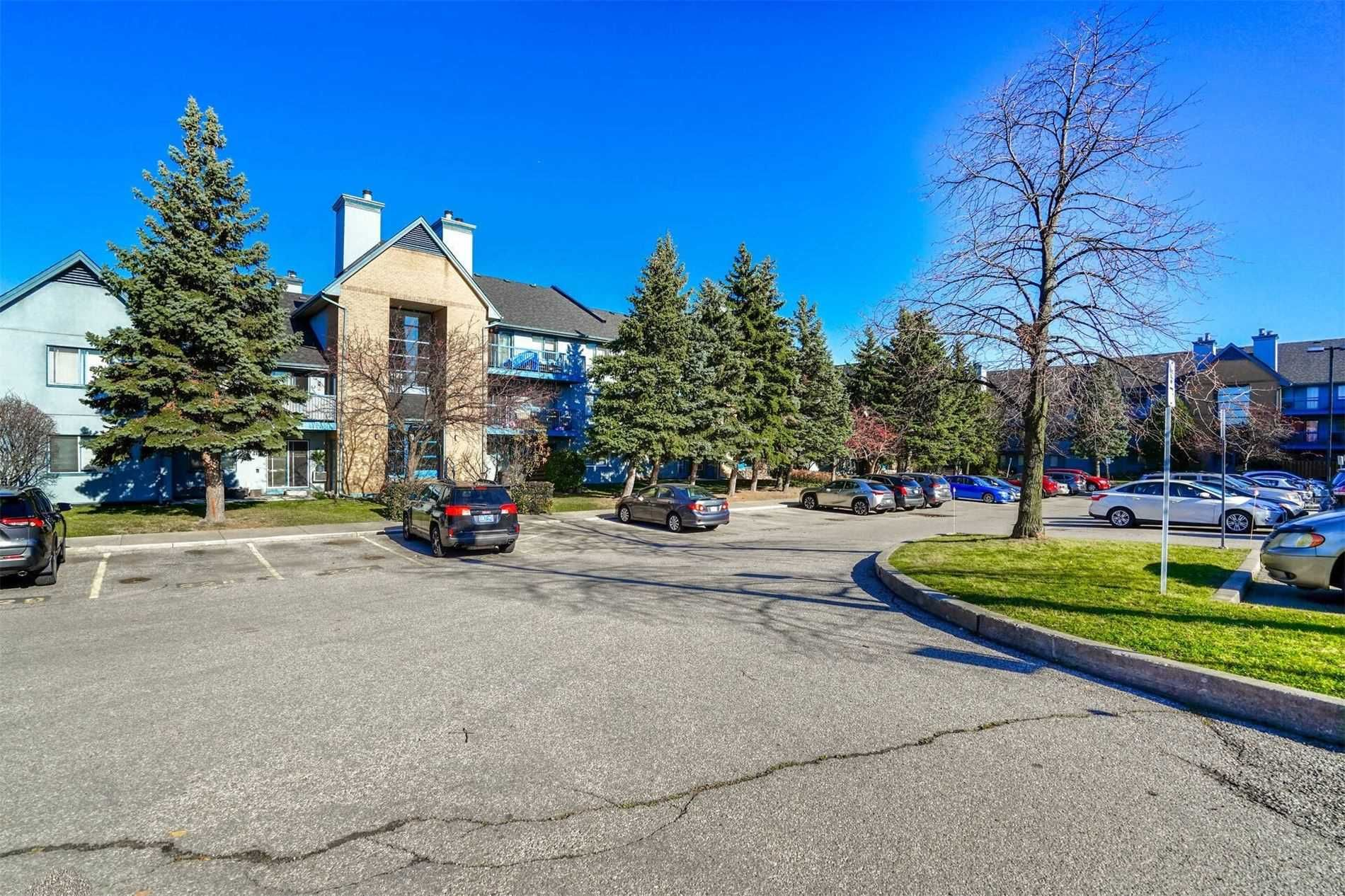Main Photo: 1021 95 Trailwood Drive in Mississauga: Hurontario Condo for lease : MLS®# W4984485