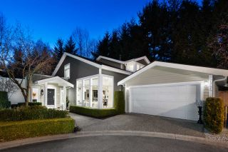 """Main Photo: 1267 3RD Street in West Vancouver: British Properties Townhouse for sale in """"Esker Lane"""" : MLS®# R2567561"""