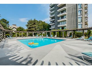 "Photo 17: 604 2370 W 2ND Avenue in Vancouver: Kitsilano Condo for sale in ""CENTURY HOUSE"" (Vancouver West)  : MLS®# V1139170"