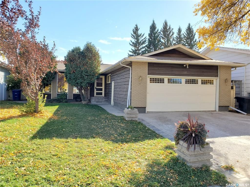 Main Photo: 351 Coppermine Crescent in Saskatoon: River Heights SA Residential for sale : MLS®# SK871589