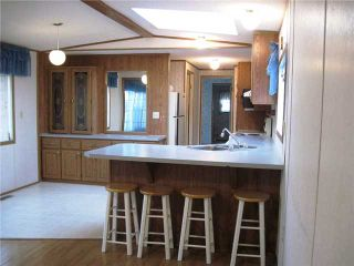 "Photo 2: 22 8420 ALASKA Road in Fort St. John: Fort St. John - City SE Manufactured Home for sale in ""PEACE COUNTRY MOBILE HOME PARK"" (Fort St. John (Zone 60))  : MLS®# N225043"