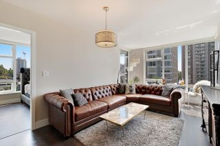 """Photo 2: 603 150 W 15TH Street in North Vancouver: Central Lonsdale Condo for sale in """"15 West"""" : MLS®# R2397830"""