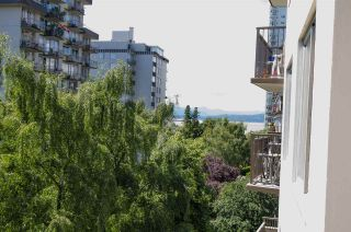 Photo 1: 508 1251 CARDERO STREET in Vancouver: West End VW Condo for sale (Vancouver West)  : MLS®# R2472940