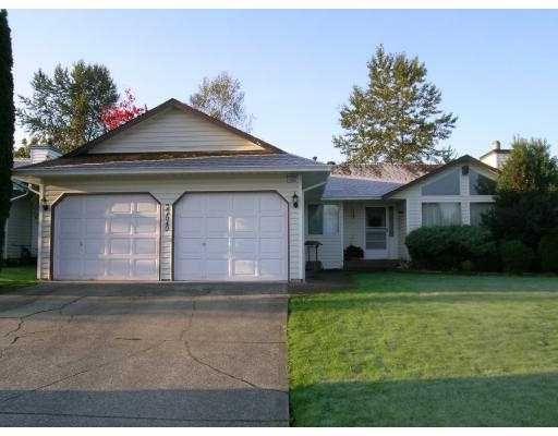 Main Photo: 22640 125A Avenue in Maple_Ridge: East Central House for sale (Maple Ridge)  : MLS®# V739137