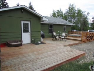 """Photo 1: 12781 OLD HOPE Road: Charlie Lake House for sale in """"CHARLIE LAKE"""" (Fort St. John (Zone 60))  : MLS®# R2043655"""