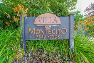 """Photo 29: 7 7353 MONTECITO Drive in Burnaby: Montecito Townhouse for sale in """"Villa Montecito"""" (Burnaby North)  : MLS®# R2605768"""