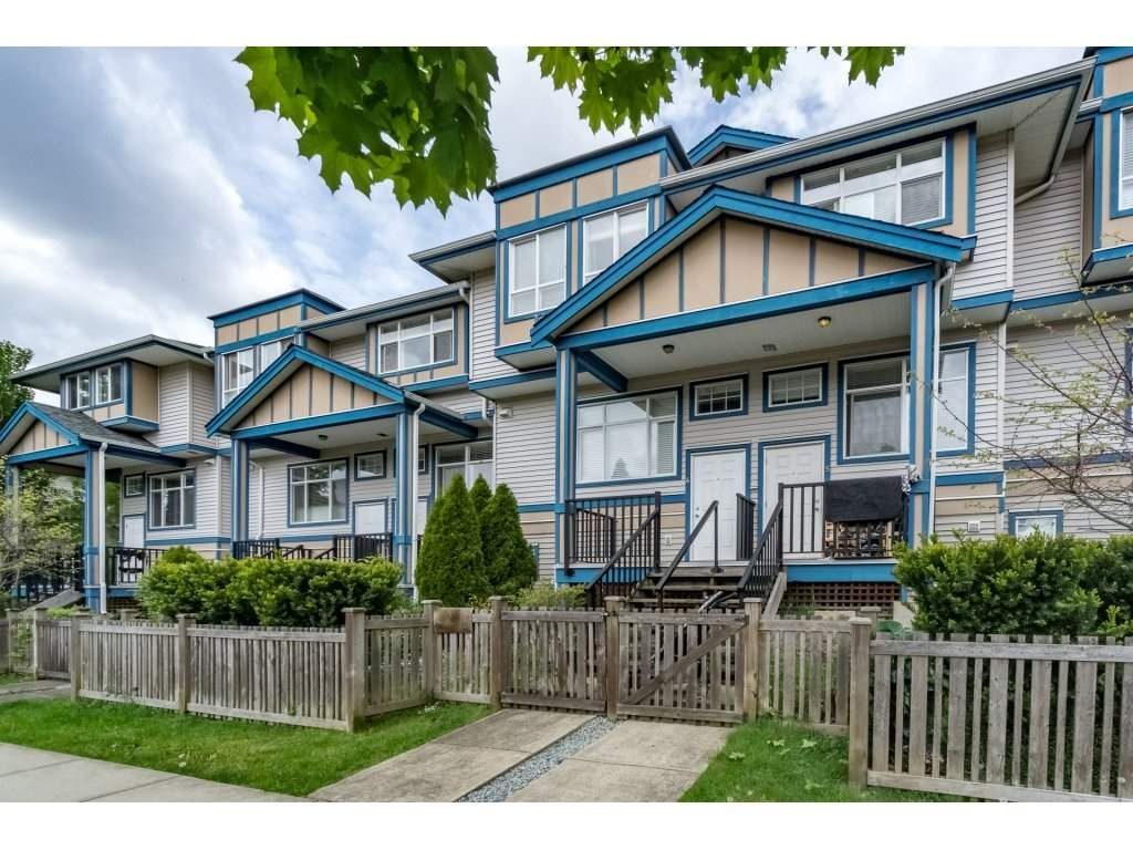 "Main Photo: 5 13899 LAUREL Drive in Surrey: Whalley Townhouse for sale in ""Emerald Gardens"" (North Surrey)  : MLS®# R2168141"