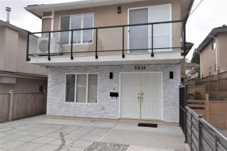 Main Photo: 6036 WOODSWORTH Street in Burnaby: Central BN 1/2 Duplex for sale (Burnaby North)  : MLS®# R2585980