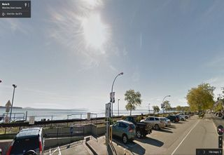 Photo 7: Ocean Front restaurant / office in White Rock in Kamloops in White Rock: Business with Property for sale