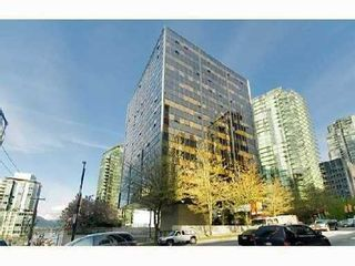 "Photo 1: 1414 1333 W GEORGIA Street in Vancouver: Coal Harbour Condo for sale in ""THE QUBE"" (Vancouver West)  : MLS®# V831474"