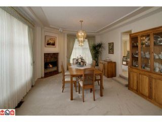 """Photo 4: 16730 27TH AV in Surrey: Grandview Surrey House for sale in """"Kensington Heights"""" (South Surrey White Rock)  : MLS®# F1104046"""