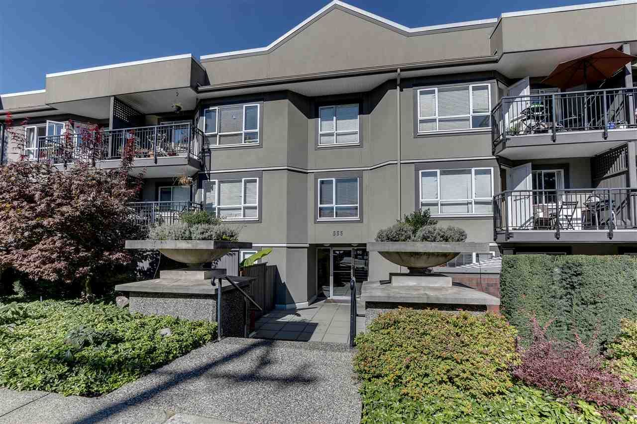 Main Photo: 303 555 W 14TH AVENUE in : Fairview VW Condo for sale (Vancouver West)  : MLS®# R2503977
