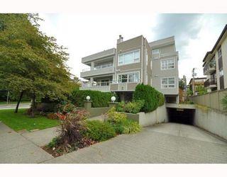 Photo 1: # 103 2110 YORK AV in Vancouver: Condo for sale : MLS®# V790281