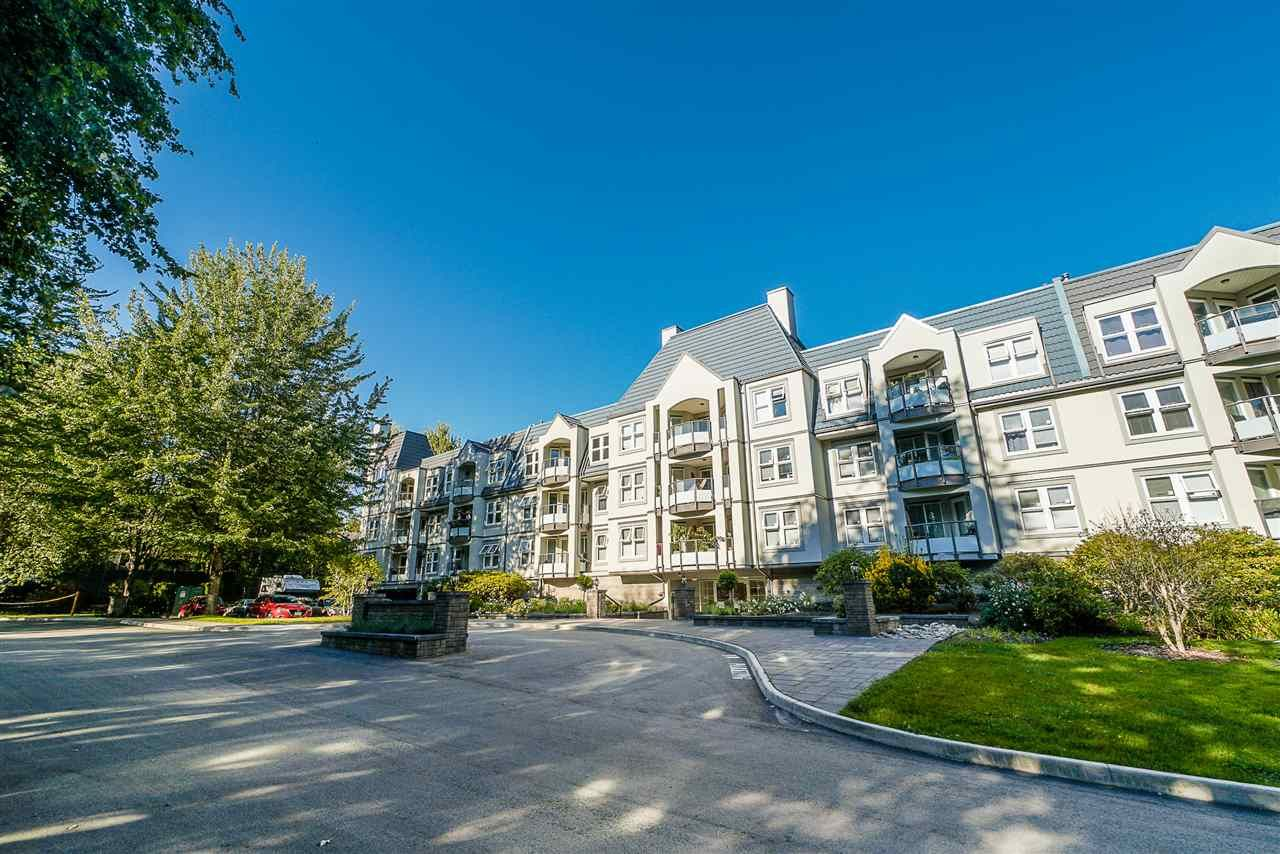 """Main Photo: 303 99 BEGIN Street in Coquitlam: Maillardville Condo for sale in """"Le Chateau"""" : MLS®# R2487330"""