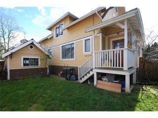 Photo 10: 326 3RD Street in New Westminster: Queens Park House for sale : MLS®# V882156
