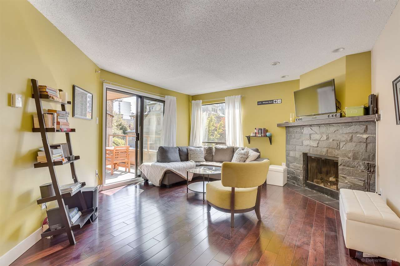 Main Photo: 303 1500 PENDRELL STREET in Vancouver: West End VW Condo for sale (Vancouver West)  : MLS®# R2504198
