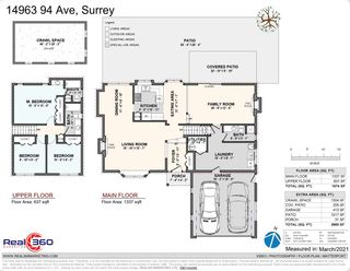 "Photo 33: 14963 94 Avenue in Surrey: Fleetwood Tynehead House for sale in ""Guildford Chase"" : MLS®# R2557278"