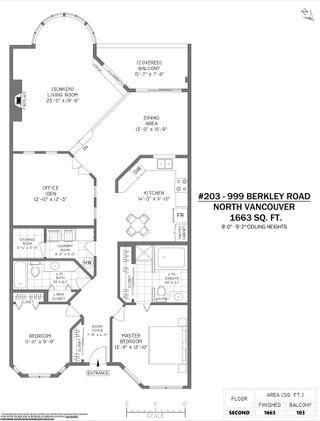 Photo 27: 203 999 BERKLEY ROAD in North Vancouver: Blueridge NV Condo for sale : MLS®# R2518295