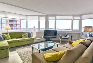 """Photo 1: 1002 31 ELLIOT Street in New Westminster: Downtown NW Condo for sale in """"ROYAL ALBERT TOWERS"""" : MLS®# R2351722"""
