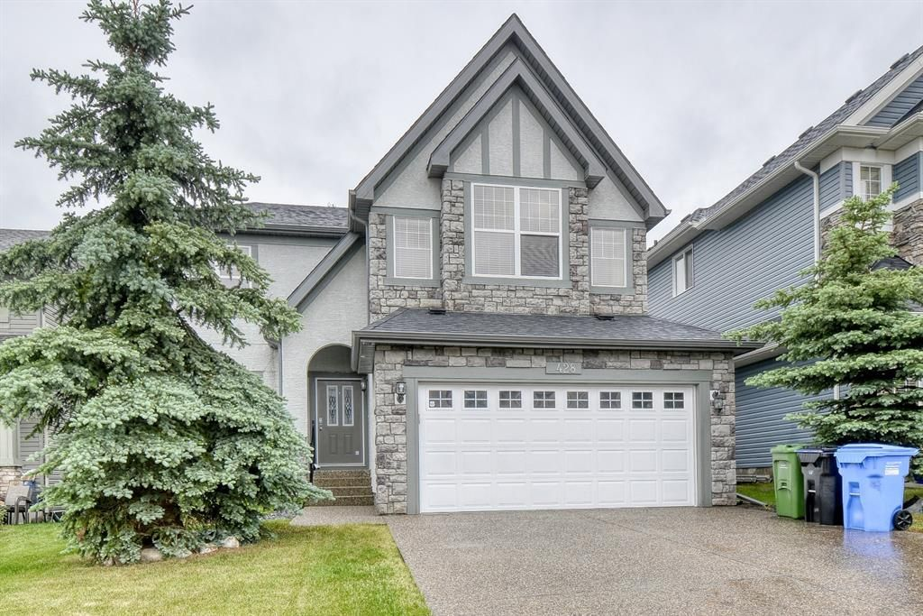 Main Photo: 428 Evergreen Circle SW in Calgary: Evergreen Detached for sale : MLS®# A1124347