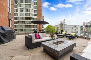 """Photo 5: 203 1625 HORNBY Street in Vancouver: Yaletown Condo for sale in """"SEAWALK NORTH"""" (Vancouver West)  : MLS®# R2577394"""