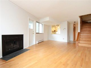 """Photo 4: 5 1115 W 10TH Avenue in Vancouver: Fairview VW Townhouse for sale in """"THE BEST DEAL IN FAIRVIEW!"""" (Vancouver West)  : MLS®# V1093253"""