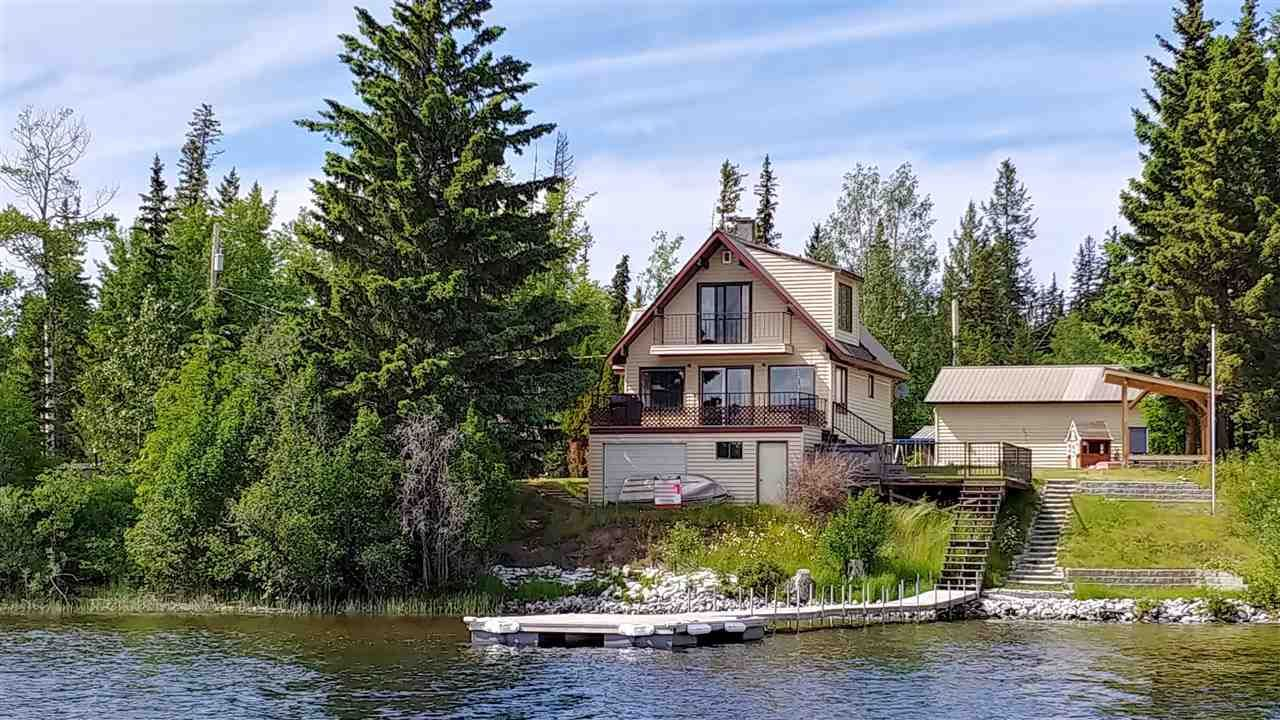 """Main Photo: 3130 SWANSON Road: Cluculz Lake House for sale in """"CLUCULZ LAKE"""" (PG Rural West (Zone 77))  : MLS®# R2466147"""