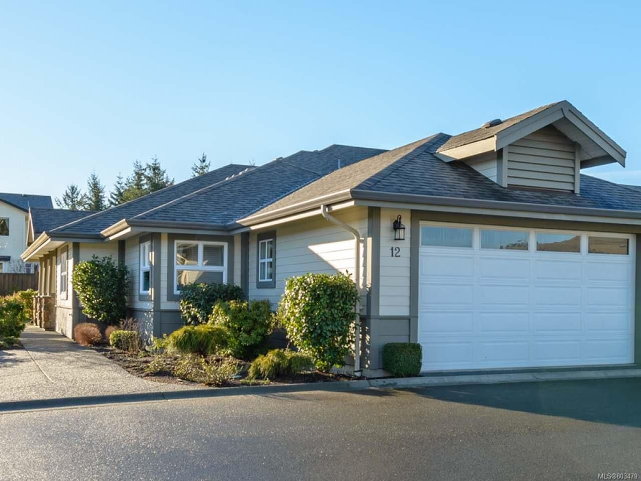Main Photo: 12 1285 Guthrie Rd in COMOX: CV Comox (Town of) Row/Townhouse for sale (Comox Valley)  : MLS®# 803479