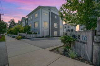 """Photo 1: 36 16228 16 Avenue in Surrey: King George Corridor Townhouse for sale in """"PIER 16"""" (South Surrey White Rock)  : MLS®# R2591498"""