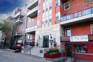 Photo 1: 105 10728 82 Avenue NW in Edmonton: Zone 15 Condo for sale : MLS®# E4260637