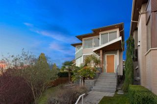 Photo 1: 4568 BELLEVUE Drive in Vancouver: Point Grey House for sale (Vancouver West)  : MLS®# R2544603