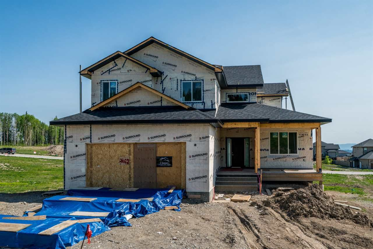"""Main Photo: 2462 CARMICHAEL Street in Prince George: Charella/Starlane House for sale in """"UNIVERSITY HEIGHTS"""" (PG City South (Zone 74))  : MLS®# R2370953"""
