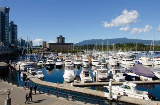 Photo 6: 305 1477 Pender Street in Vancouver: Coal Harbour Condo for rent ()