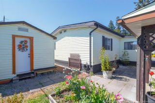 Photo 35: 28 7701 Central Saanich Rd in : CS Hawthorne Manufactured Home for sale (Central Saanich)  : MLS®# 845563