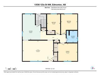 Photo 47: 13536 123A Street in Edmonton: Zone 01 House for sale : MLS®# E4240073
