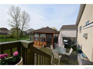 Photo 19: 12 Courland Bay in Winnipeg: West Kildonan / Garden City Residential for sale (North West Winnipeg)  : MLS®# 1616828