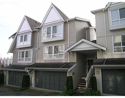 "Main Photo: 7393 HAWTHORNE TE in Burnaby: Middlegate BS Townhouse for sale in ""BERKELEY"" (Burnaby South)  : MLS®# V571925"