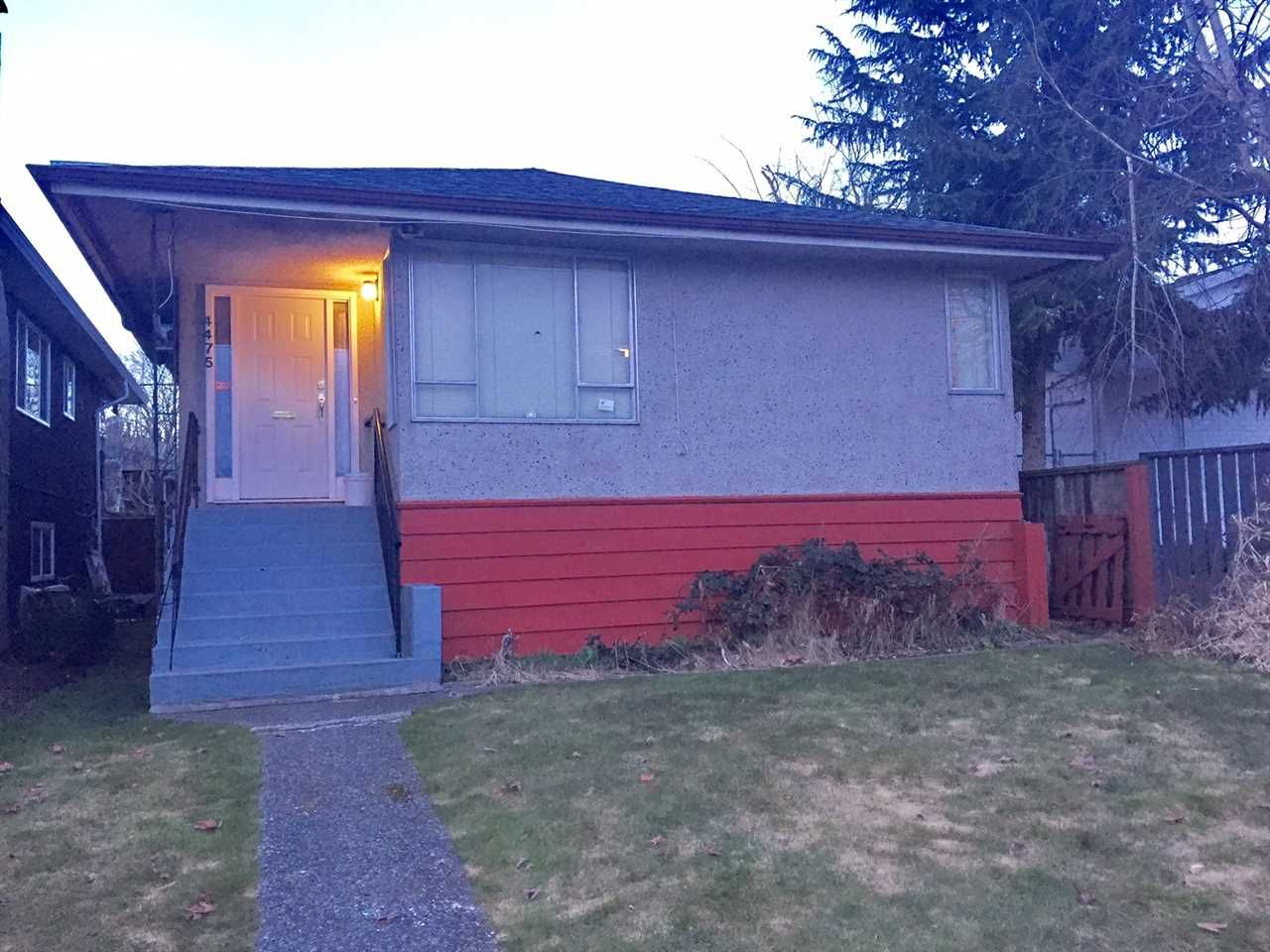 Main Photo: 4475 PARKER Street in Burnaby: Willingdon Heights House for sale (Burnaby North)  : MLS®# R2145603