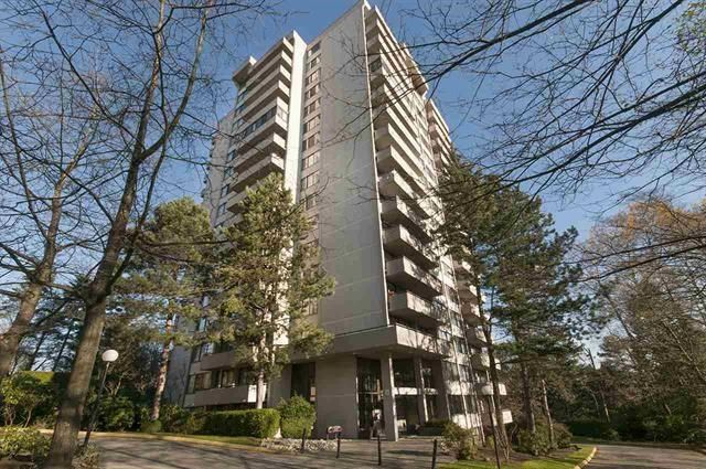"""Main Photo: 1104 2060 BELLWOOD Avenue in Burnaby: Brentwood Park Condo for sale in """"VANTAGE POINT II"""" (Burnaby North)  : MLS®# R2022257"""