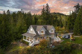 Photo 1: 428 MARINERS Way: Mayne Island House for sale (Islands-Van. & Gulf)  : MLS®# R2516564