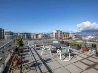 "Photo 19: 1003 1570 W 7TH Avenue in Vancouver: Fairview VW Condo for sale in ""Terraces on 7th"" (Vancouver West)  : MLS®# R2544777"