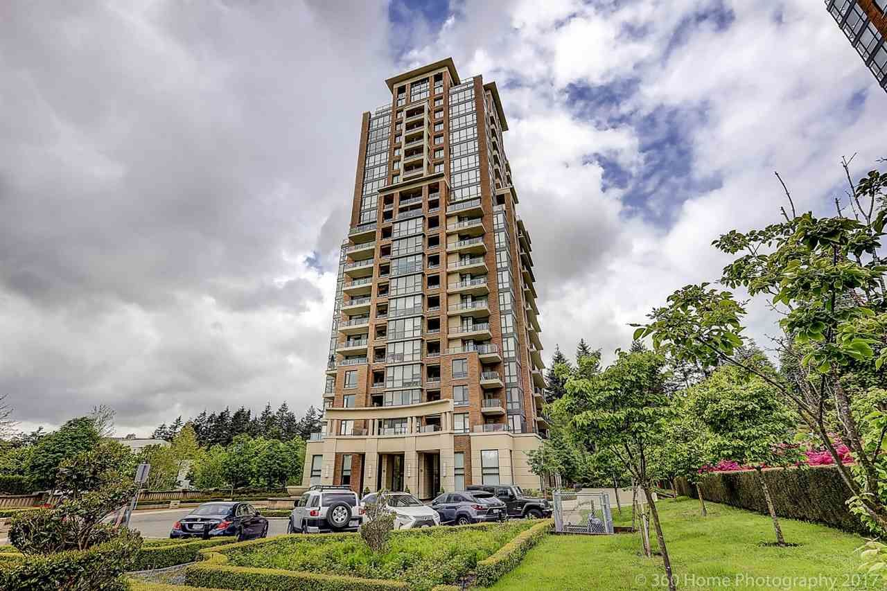 Main Photo: 1204 6823 STATION HILL DRIVE in Burnaby: South Slope Condo for sale ()  : MLS®# R2165816
